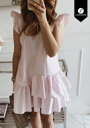 Vestidos para mujer Limonni Claudette LI2618 Cortos Casuales