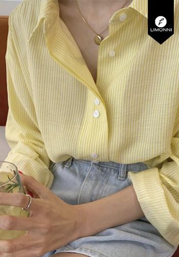 Blusas para mujer Limonni Claudette LI2621 Camiseras