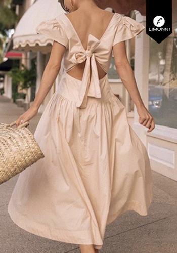 Vestidos para mujer Limonni Claudette LI2623 Maxidress