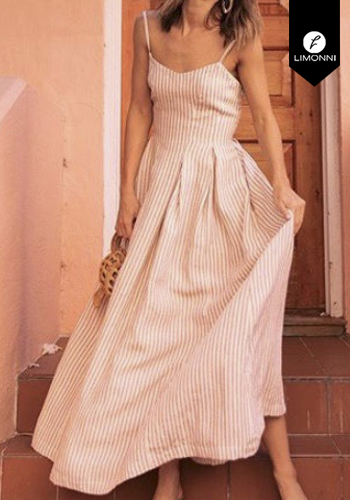 Vestidos para mujer Limonni Claudette LI2624 Maxidress