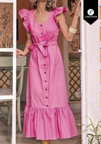 Vestidos para mujer Limonni Claudette LI2627 Maxidress