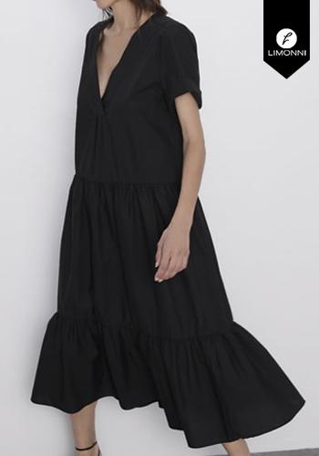 Vestidos para mujer Limonni Claudette LI2634 Maxidress