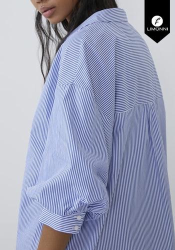 Blusas para mujer Limonni Claudette LI2640 Camiseras