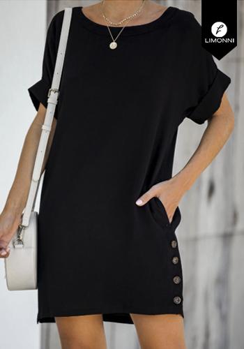 Vestidos para mujer Limonni Claudette LI2651 Cortos Casuales