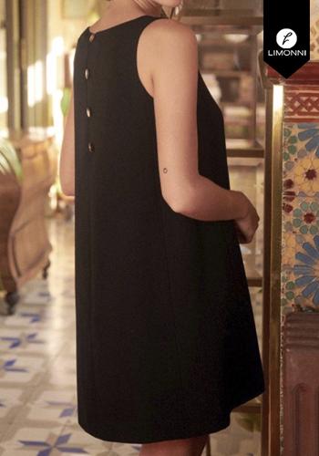Vestidos para mujer Limonni Claudette LI2658 Cortos Casuales