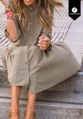 Vestidos para mujer Limonni Claudette LI2663 Cortos Casuales