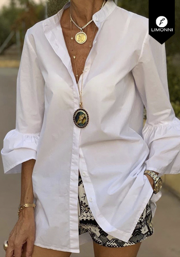 Blusas para mujer Limonni Claudette LI2669 Camiseras