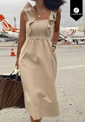 Vestidos para mujer Limonni Claudette LI2674 Cortos Casuales