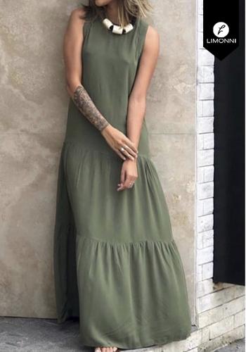 Vestidos para mujer Limonni Claudette LI2682 Maxidress