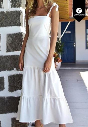 Vestidos para mujer Limonni Claudette LI2684 Maxidress