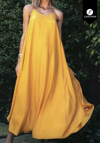 Vestidos para mujer Limonni Claudette LI2688 Maxidress