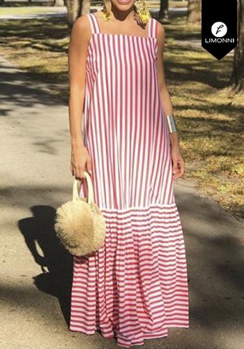 Vestidos para mujer Limonni Claudette LI2692 Maxidress