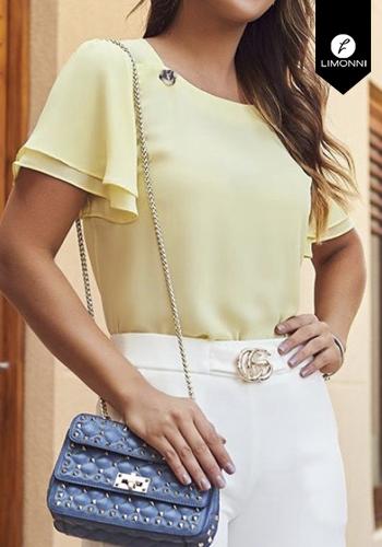 Blusas para mujer Limonni Claudette LI2706 Casuales