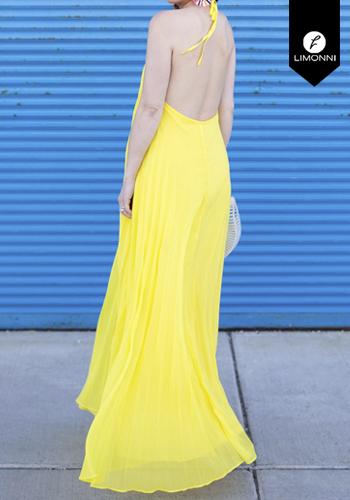 Vestidos para mujer Limonni Claudette LI2708 Maxidress
