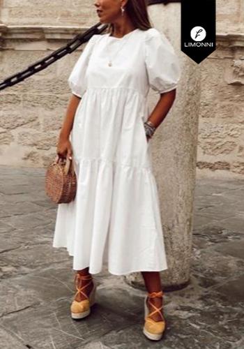 Vestidos para mujer Limonni Claudette LI2714 Maxidress