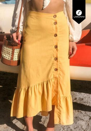 Faldas para mujer Limonni Claudette LI2716 Largos elegantes