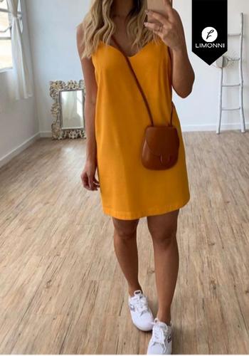 Vestidos para mujer Limonni Claudette LI2718 Cortos Casuales