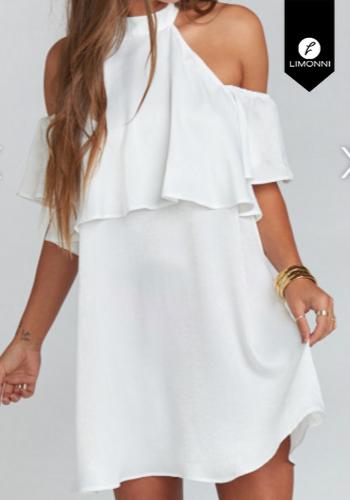 Vestidos para mujer Limonni Claudette LI2719 Cortos elegantes
