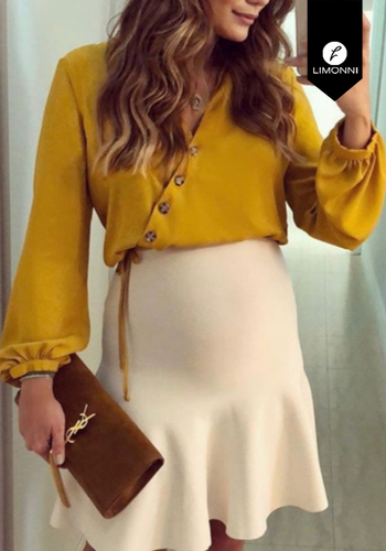 Blusas para mujer Limonni Claudette LI2721 Casuales