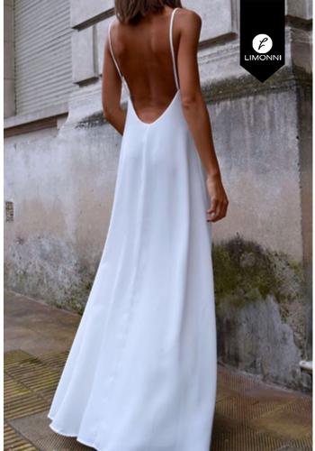 Vestidos para mujer Limonni Claudette LI2723 Maxidress