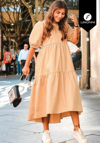 Vestidos para mujer Limonni Claudette LI2727 Maxidress