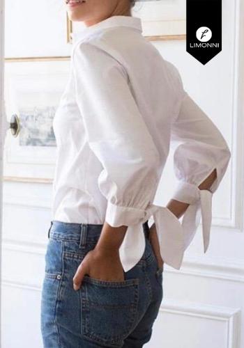 Blusas para mujer Limonni Claudette LI2734 Camiseras
