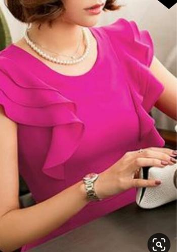 Blusas para mujer Limonni Claudette LI2737 Casuales