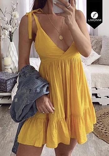 Vestidos para mujer Limonni Claudette LI2742 Cortos Casuales
