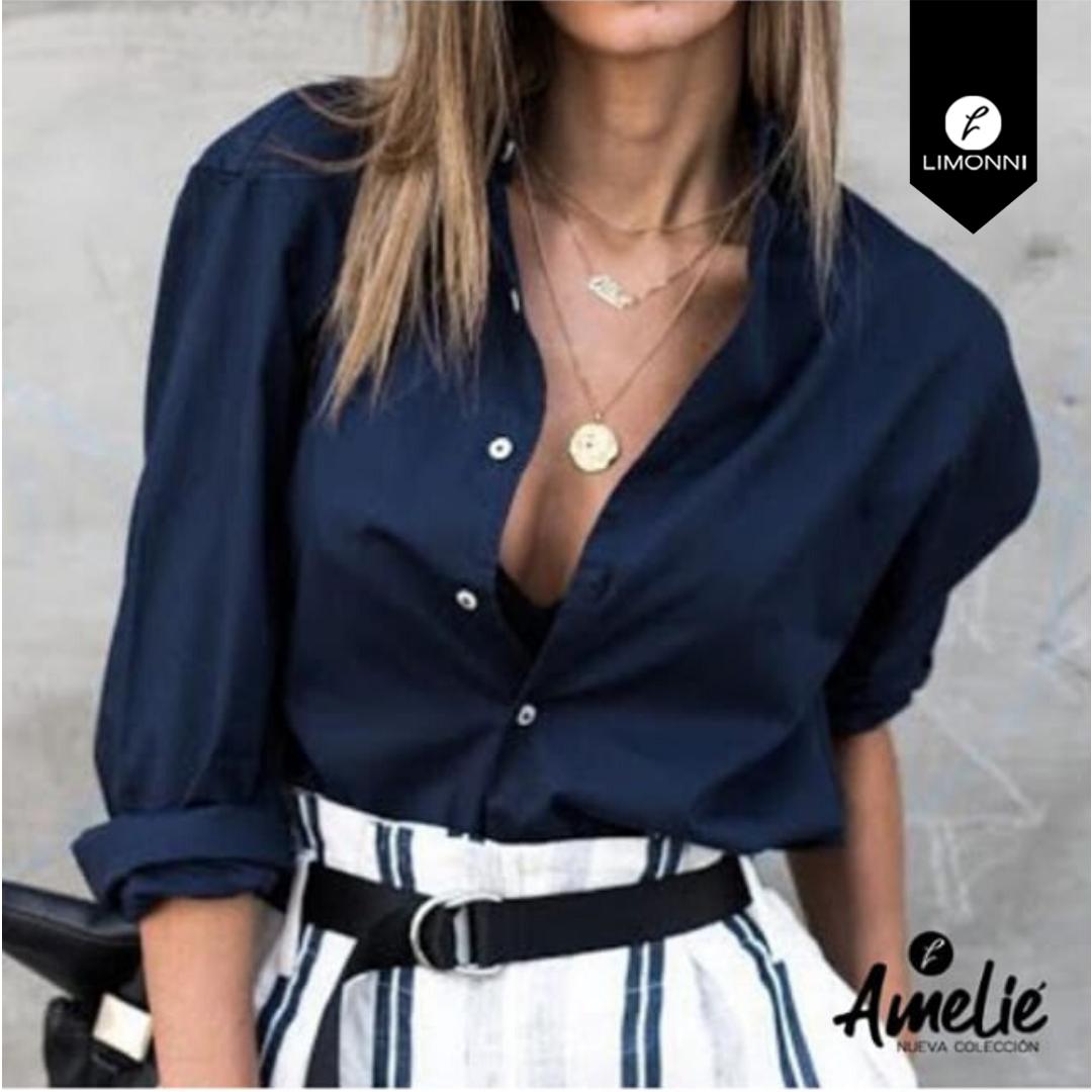 Blusas para mujer Limonni Claudette LI2746 Camiseras