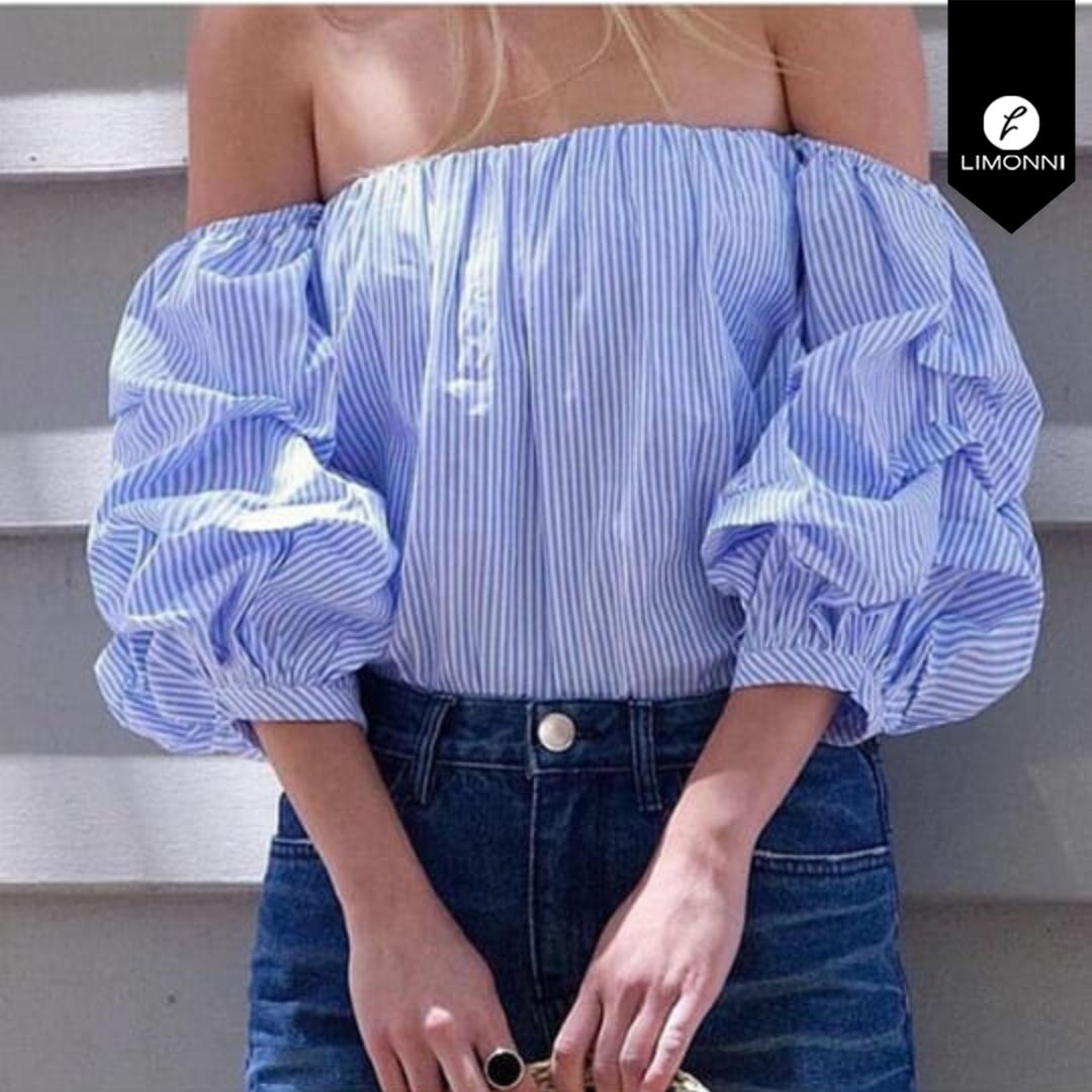 Blusas para mujer Limonni Claudette LI2747 Campesinas