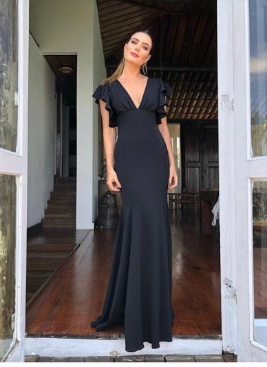 Vestidos para mujer Limonni Claudette LI2756 Maxidress