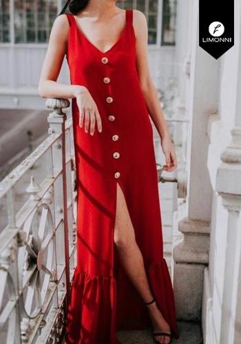 Vestidos para mujer Limonni Visionary LI2764 Maxidress