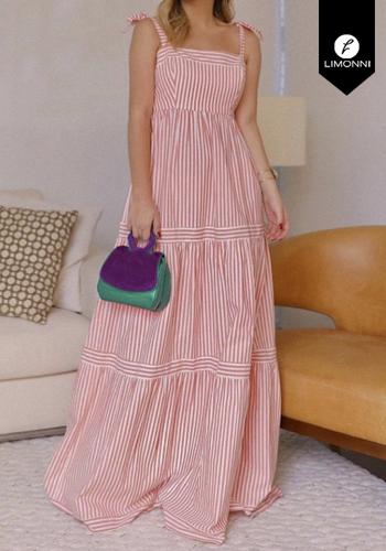 Vestidos para mujer Limonni Visionary LI2767 Maxidress