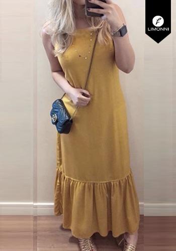 Vestidos para mujer Limonni Visionary LI2773 Maxidress