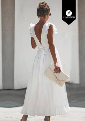 Vestidos para mujer Limonni Visionary LI2791 Maxidress