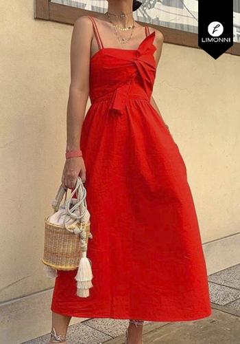 Vestidos para mujer Limonni Visionary LI2807 Maxidress