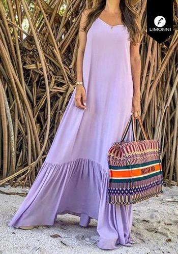 Vestidos para mujer Limonni Visionary LI2811 Maxidress