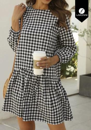 Vestidos para mujer Limonni Visionary LI2815 Cortos Casuales