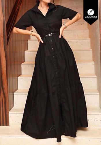 Vestidos para mujer Limonni Visionary LI2816 Maxidress