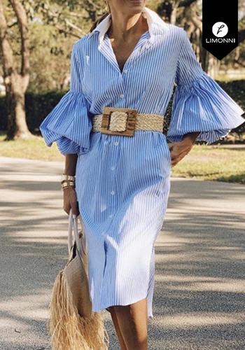 Vestidos para mujer Limonni Visionary LI2818 Cortos Casuales