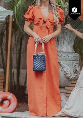 Vestidos para mujer Limonni Visionary LI2822 Maxidress