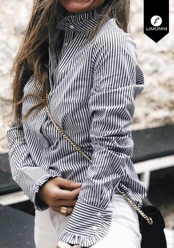 Blusas para mujer Limonni Visionary LI2823 Camiseras