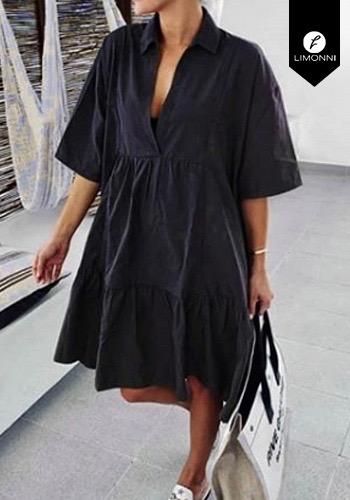 Vestidos para mujer Limonni Visionary LI2825 Cortos Casuales