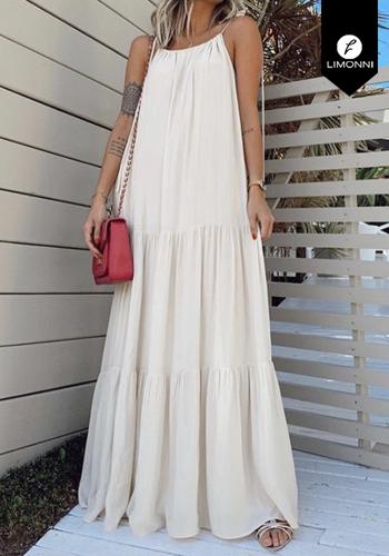 Vestidos para mujer Limonni Visionary LI2826 Maxidress