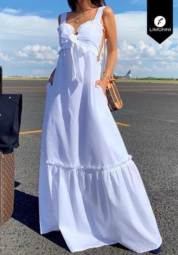 Vestidos para mujer Limonni Visionary LI2829 Maxidress