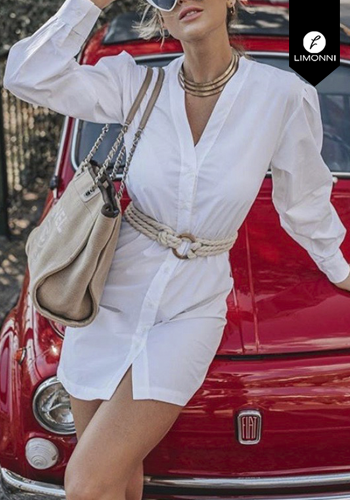 Vestidos para mujer Limonni Visionary LI2832 Cortos Casuales