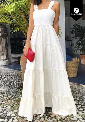 Vestidos para mujer Limonni Visionary LI2836 Maxidress