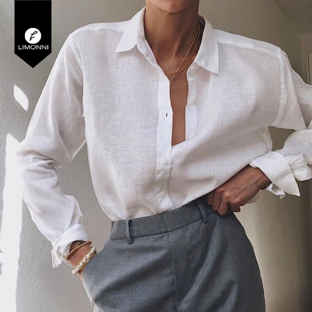 Blusas para mujer Limonni Visionary LI2838 Camiseras