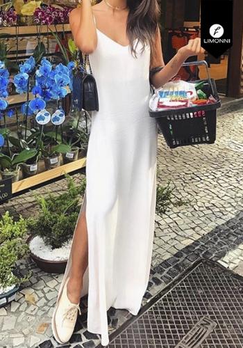 Vestidos para mujer Limonni Visionary LI2845 Maxidress