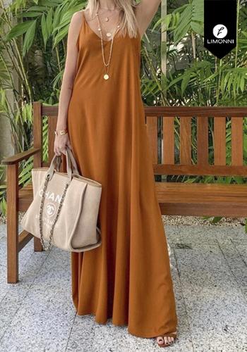 Vestidos para mujer Limonni Visionary LI2846 Maxidress